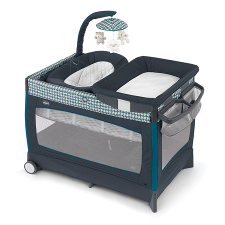 Chicco Lullaby Baby Playard, Iceland