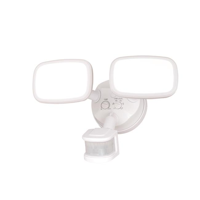 Vaxcel International T0099 Sigma Smart Lighting 2L Smart Lighting Motion Sensor Security Light - White - image 1 de 1