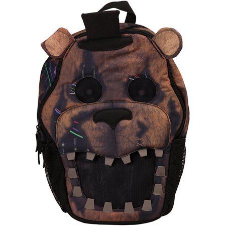 Five Nights At Freddys Deluxe Freddy Fazbear Backpack