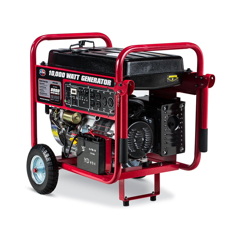 all power america 10 000 watt gas generator walmart com rh walmart com Onan RV Generator Wiring Schematic Honda Generator Wiring Schematic