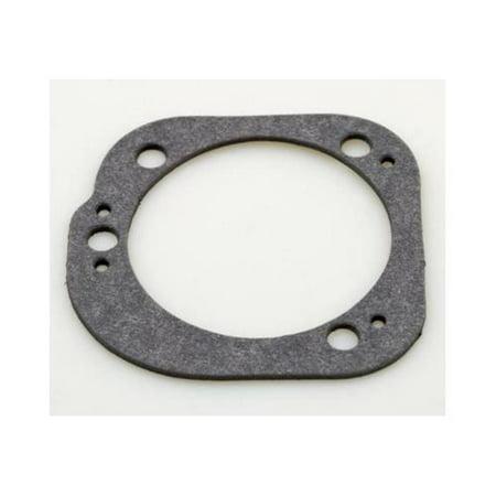 Base Plate Gasket (Cometic Gasket C9626F Carburetor to Backing Plate Gasket -)