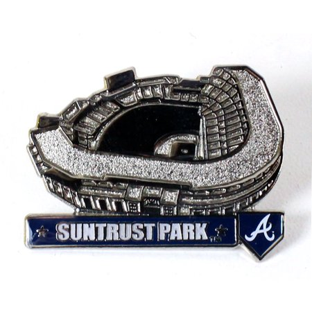 Atlanta Braves Suntrust Park Pin