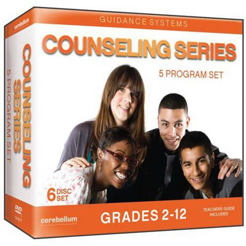 Guidance Systems: Counseling Series - 5 Program Set