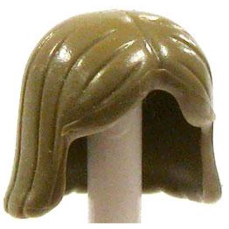 - LEGO Minifigure Parts Dirty Blonde Shoulder Length Loose Hair [Loose]