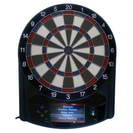 Triumph Sports Evolution Electronic Dart Board and Darts Set