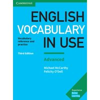 English Vocabulary in Use: Advanced Book with Answers: Vocabulary Reference and Practice (Paperback)
