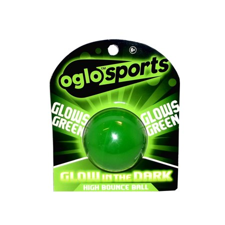 Balls In Sports (Oglo Sports Glow in the Dark High Bounce Ball, 2.5)