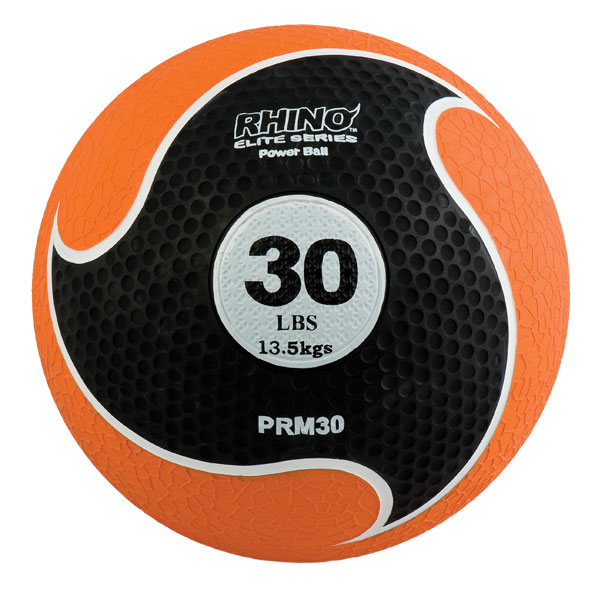 30lb Rhino Elite Medicine Ball by Champion Sports