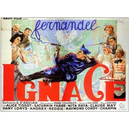 Posterazzi MOV242398 Ignace Movie Poster - 17 x 11 in. - image 1 of 1