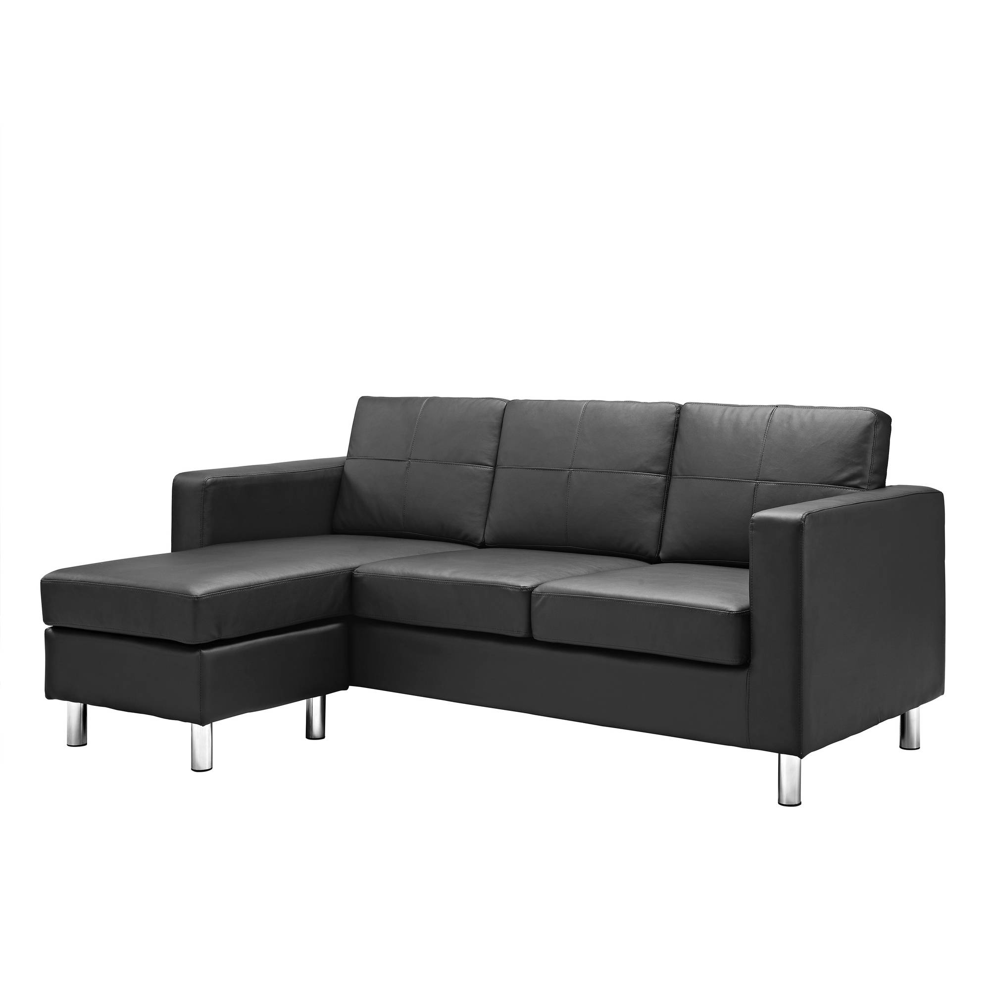 Amazing Dorel Living Small Spaces Configurable Sectional Sofa, Multiple Colors  Image 3 Of 6