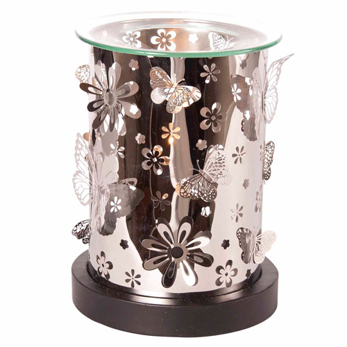 ScentSationals Full Size Wax Warmer, Flutter n' Posies