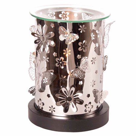 ScentSationals Full Size Wax Warmer, Flutter n Posies