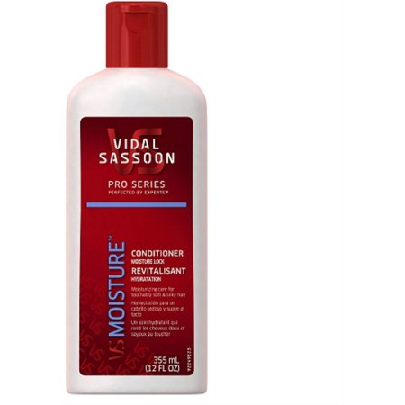 Vidal Sassoon Pro Series Pro Series Conditioner  Moisture Lock 12 Oz  Pack Of 2