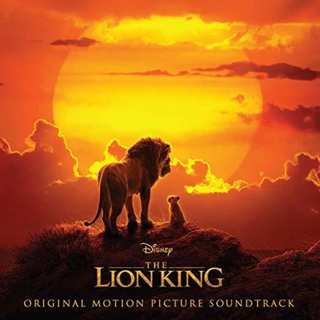 The Lion King Soundtrack (CD) (O Worship The King All Glorious Above)