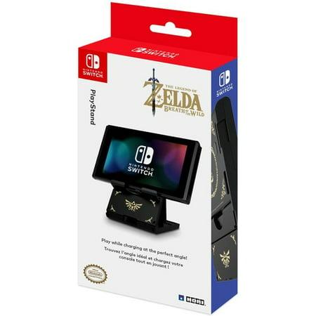 HORI Compact Stand - Zelda Edition for Nintendo - Nintendo Stand