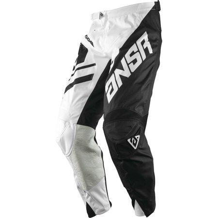 f82866265662 Answer - Answer A18 Elite Pants Black White (White