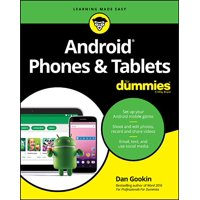 Android Phones & Tablets for Dummies (Paperback)