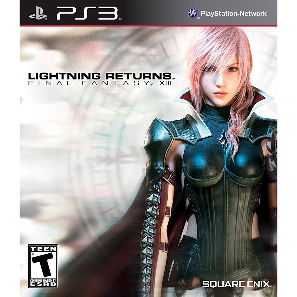 Final Fantasy XIII Lightning Returns, Square Enix, PlayStation 3, 662248913025