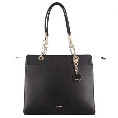 Nine West Women's Starr Tote in Black Multi - image 1 de 1