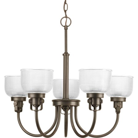 - Archie Collection Five-Light Chandelier