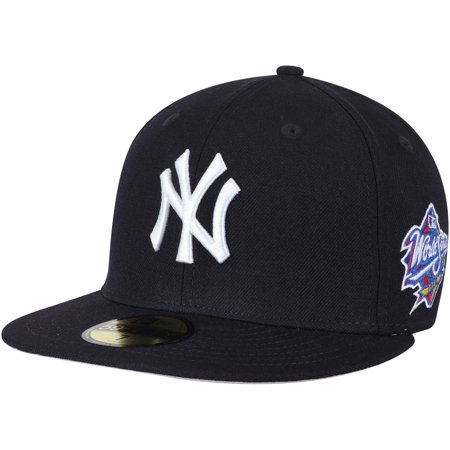 New York Yankees New Era 1998 World Series Wool 59FIFTY Fitted Hat -