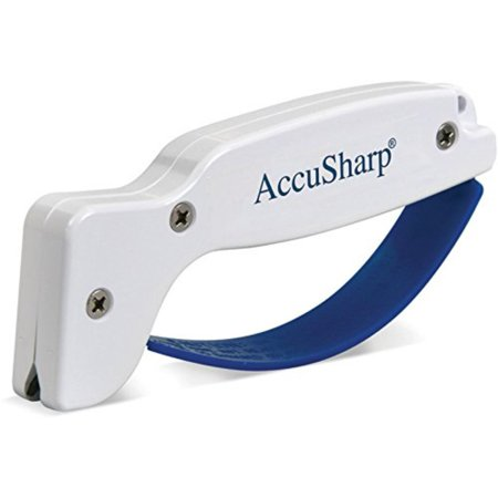 Accu Sharp 010 Filet Knife Sharpener, Diamond honed tungsten carbide blade By AccuSharp ()