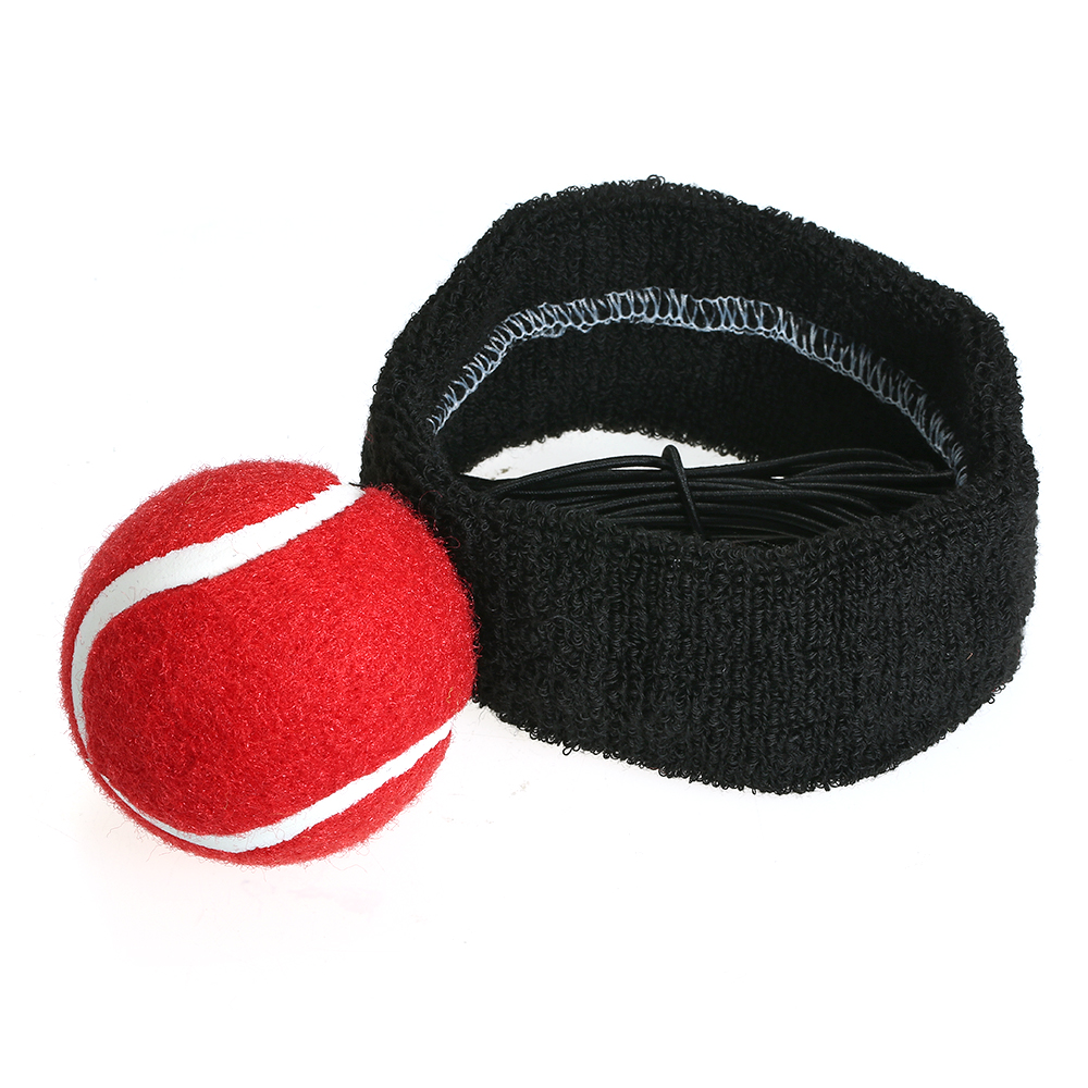 Fight Ball Gym Sports Boxing Traning Speed Punch Fitness Exercise With Headband