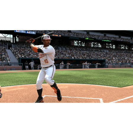 - Sony MLB 15 (PS3)