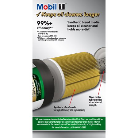 Mobil 1 M1-404A Extended Performance Oil Filter