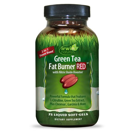 Green Tea Fat Burner Red