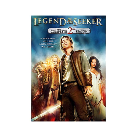 Legend of the Seeker: The Complete Second Season (Telecharger Legend Of The Seeker Saison 1)