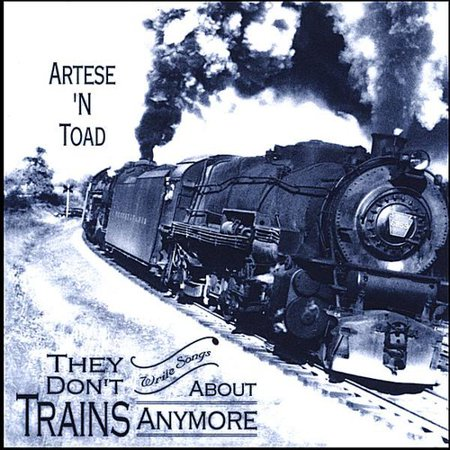 Country Songs About Halloween (Artese N Toad - They Don't Write Songs About Trains Anymore)