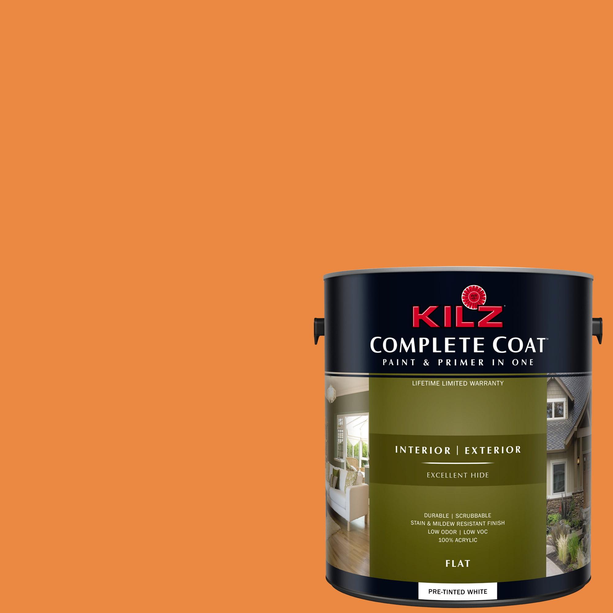 KILZ COMPLETE COAT Interior/Exterior Paint & Primer in One #LH210 Liger
