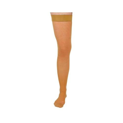 Medline CURAD Thigh-High Compression Hosiery,Beige,D MDS1706DTH