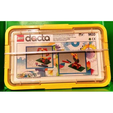 Lego dacta Gears Set 9610 - Lego Gear Set