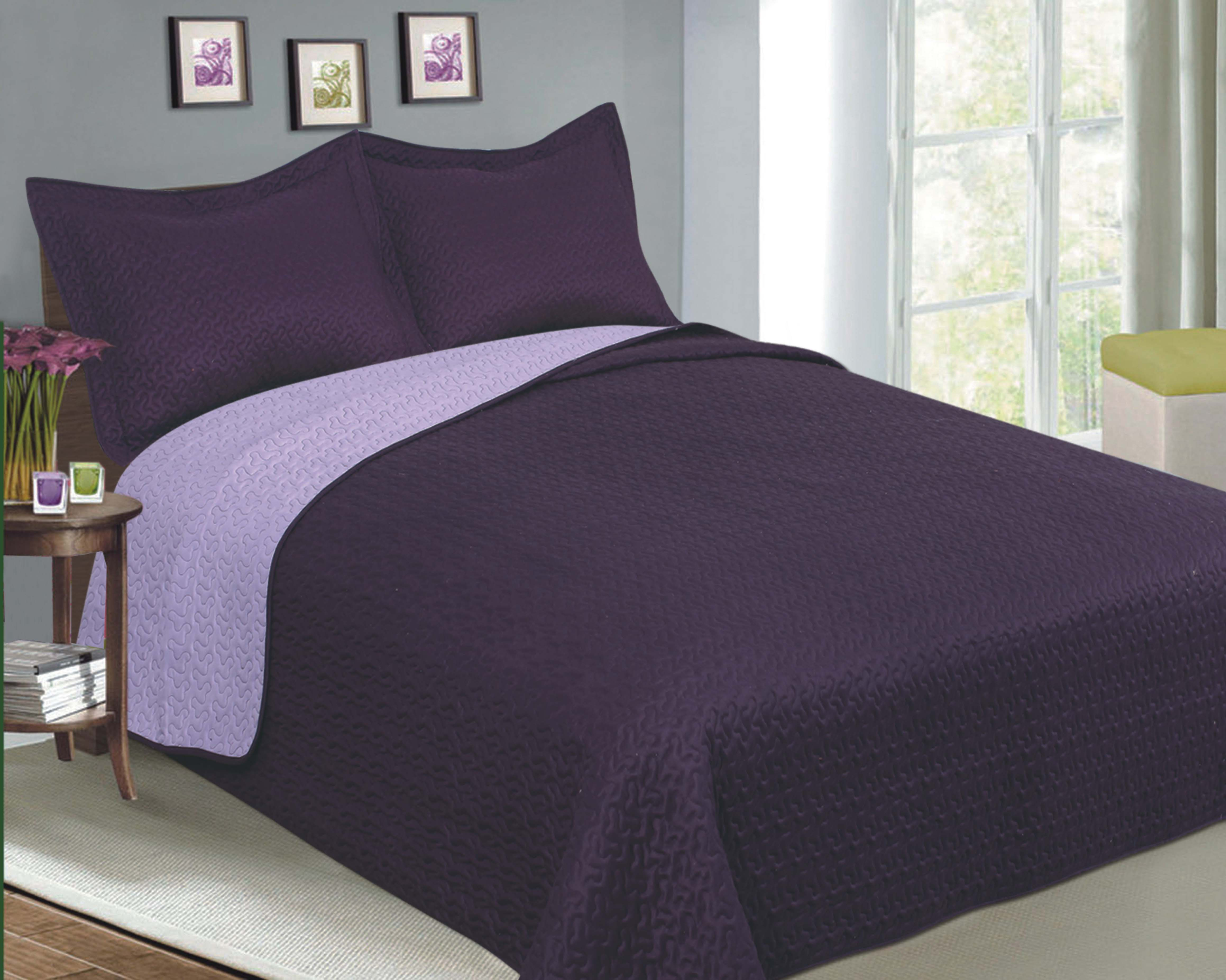 giselle embroidered cotton set overstock plum quilt free bath product shipping bedding piece today