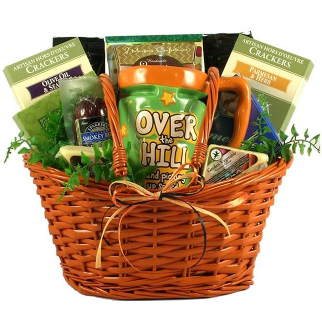 Gift Basket Village HaBiOlTi Happy Birthday  Old Timer! Gift Basket