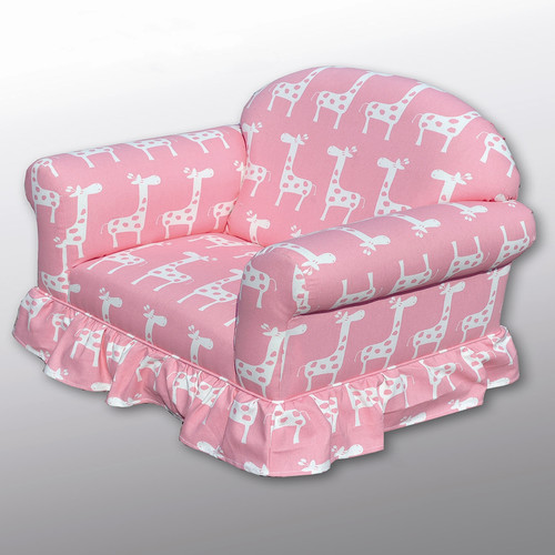 Sole Designs Ella Kids Cotton Club Chair