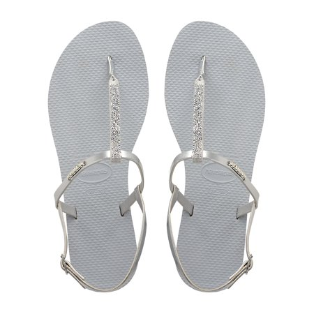 You Riviera Crystal Sandals