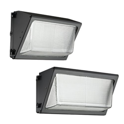 Lithonia Lighting Wall Pack with Glass Lens