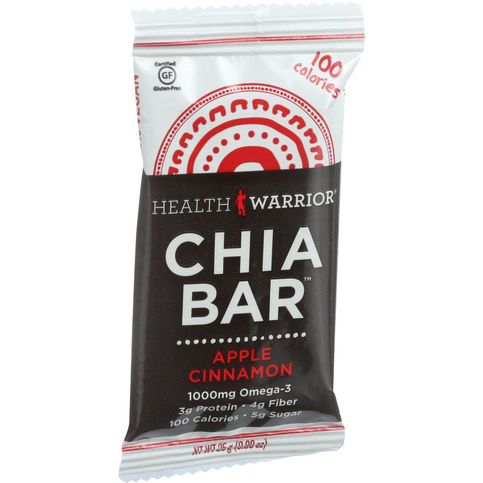 Health Warrior Health Warrior  Chia Bar, 25 g