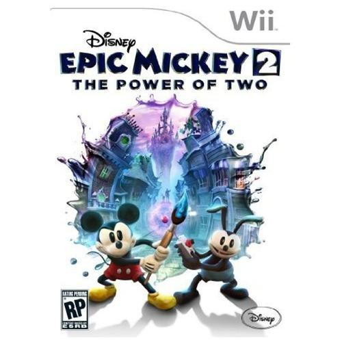 Disney Interactive 10555700 Epic Mickey 2 Power Of Two Wii