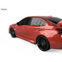 Vicrez Subaru WRX 2015-2018 LV Style Side Skirt Splitters vz100937