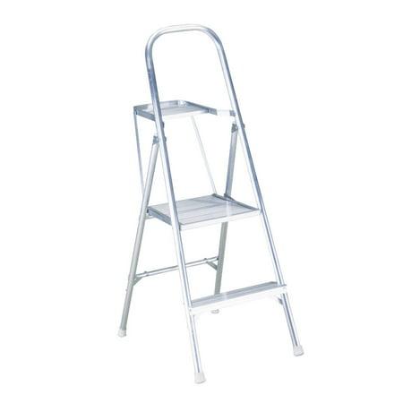 Werner 264 2-Step Type III Aluminum Platform Ladder (Werner Schreyer)