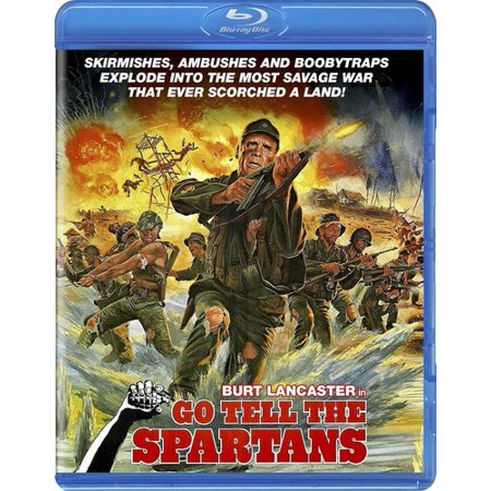 Go Tell the Spartans (Blu-ray) - The Spartan Cheerleaders Snl