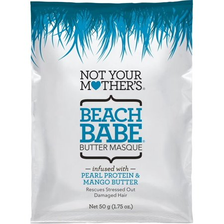 (2 Pack) Not Your Mother's Beach Babe Hair Masque - Masques Horreur-halloween