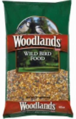 10 LB Woodland Wild Bird Food Economical Blend Featuring Millet Black 2PK by