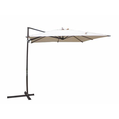 Mainstays Crossman 8.5' Offset Umbrella, Tapioca