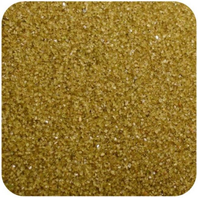 Floral Colored Sand 2 lbs. Bag - Lizard Green