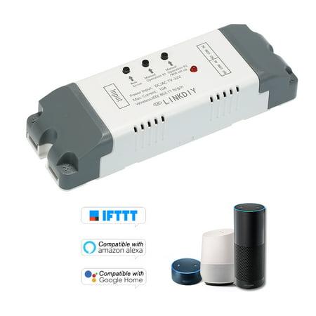 eWeLink Smart Wifi Switch Universal Module 2CH DC/AC7-32V